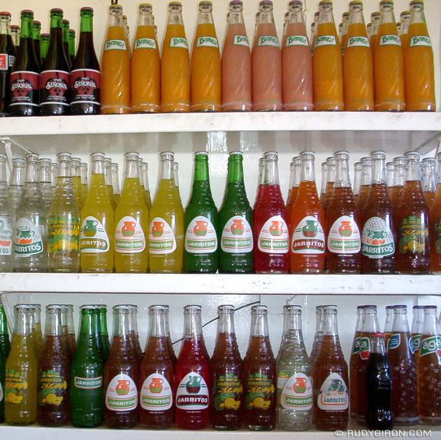Rudy Giron: RudyGiron.com &emdash; Refrescos nacionales mexicanos