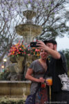 Street Portrait of a Selfie in Antigua Guatemala by Rudy Giron