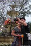 Street Portrait of a Selfie in Antigua Guatemala by Rudy Giron