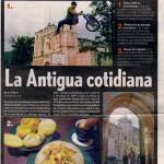 Reseña de La Antigua Guatemala Daily Photo en miPeriódico