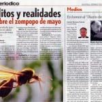 Entrada de LAGDP sobre sompopos es publicado por miPeriódico