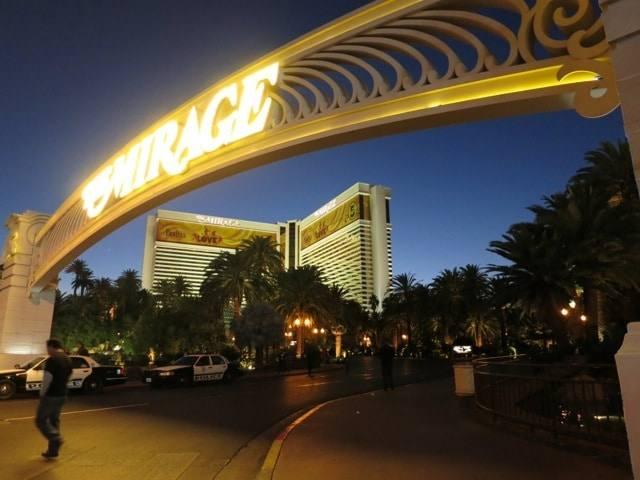 The Mirage casino