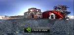 Panorámica 3D del atrio compañía de jesús