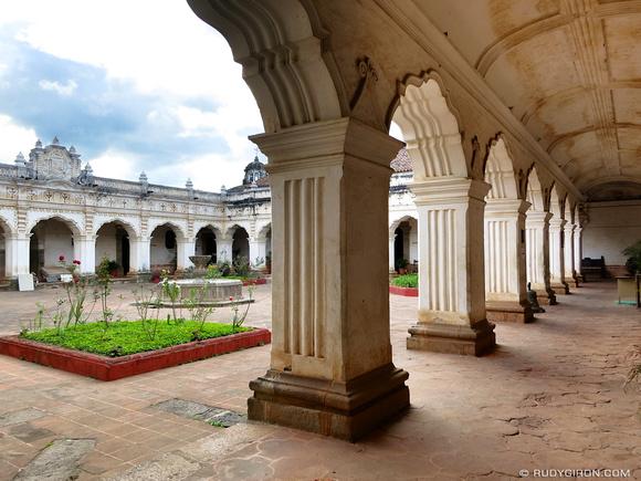 Rudy Giron: Architecture &emdash; Former Universidad of San Carlos de Borromeo