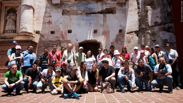 Photowalks in Antigua Guatemala