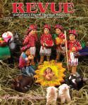 Mi fotografía de un nacimiento guatemalteco es portada de Revue Magazine en diciembre 2013