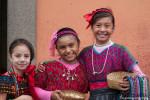 Día de la Virgen de Guadalupe en Antigua Guatemala by Rudy Giron