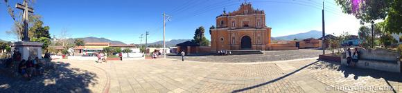 Rudy Giron: AntiguaDailyPhoto.com &emdash; Panoramic Vista of San Pedro Las Huertas