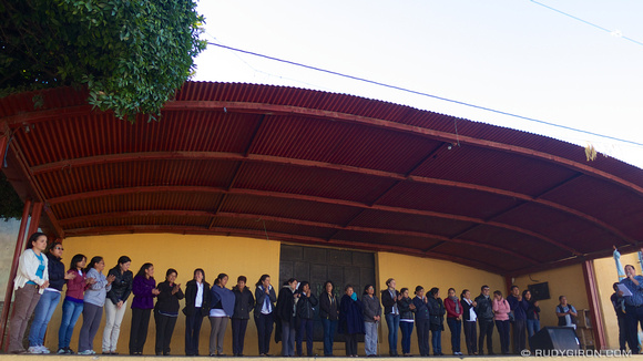 Rudy Giron: AntiguaDailyPhoto.com &emdash; Teachers without contracts in Guatemala