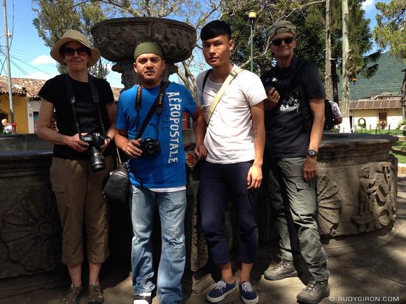 Rudy Giron: Antigua Guatemala &emdash; Photo Walk in Antigua Guatemala with Foundry Photojournalism Workshop Students