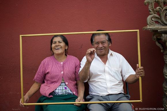 Rudy Giron: Antigua Guatemala &emdash; Street Portraiture in Antigua Guatemala