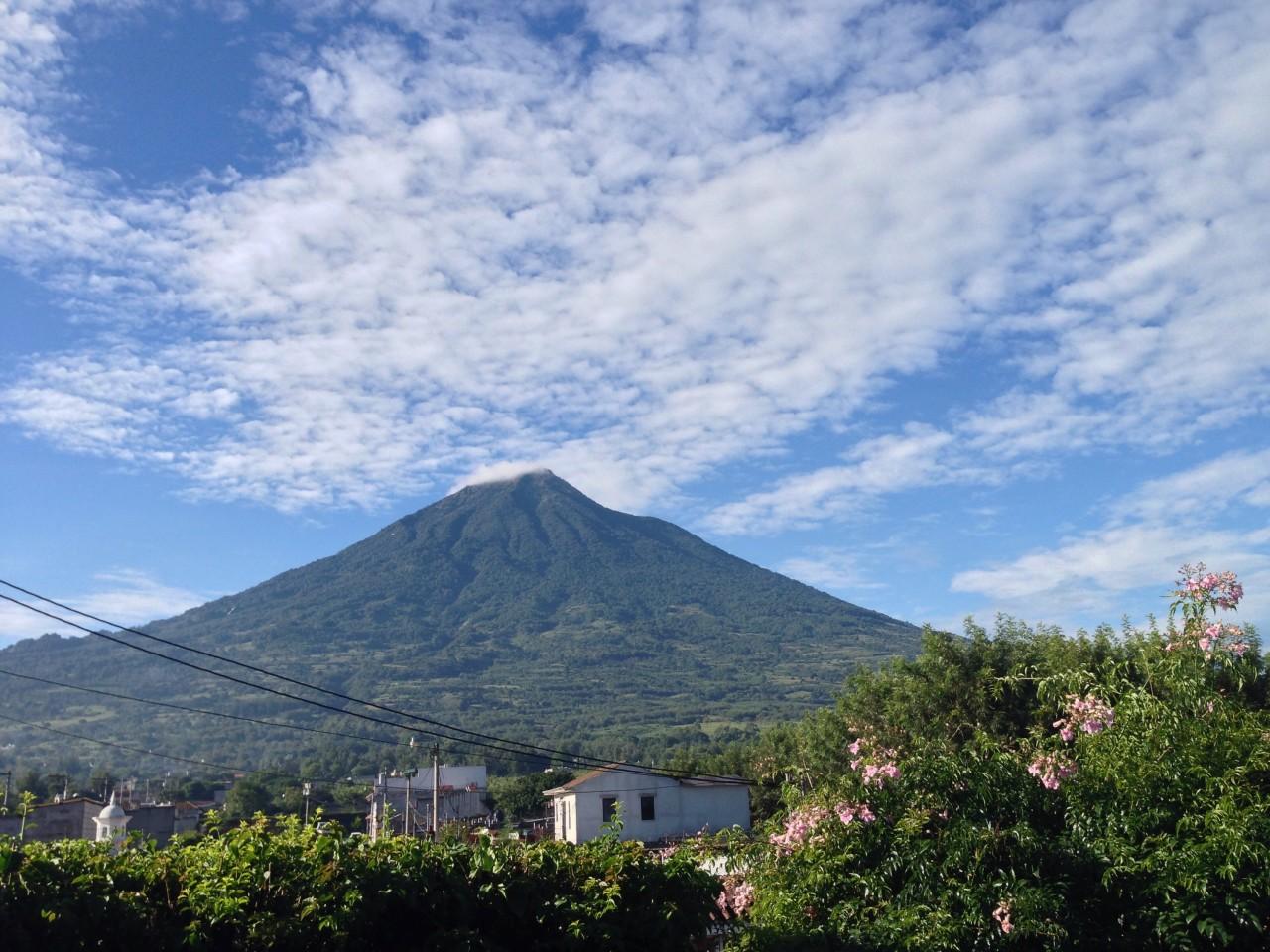Buenos días Guatemala, pronóstico del clima político: Casi despejado