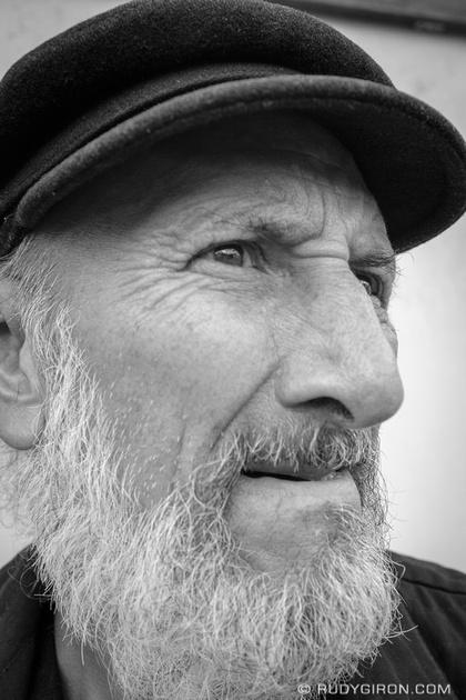Rudy Giron: Antigua Guatemala &emdash; Street Portraits of Strangers —Panza Verde de Corazón