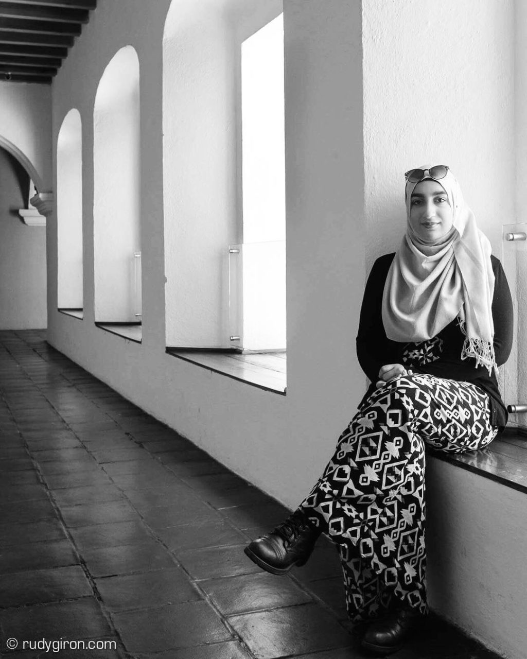 Portraits of Strangers — Meet Saba, a New Yorker