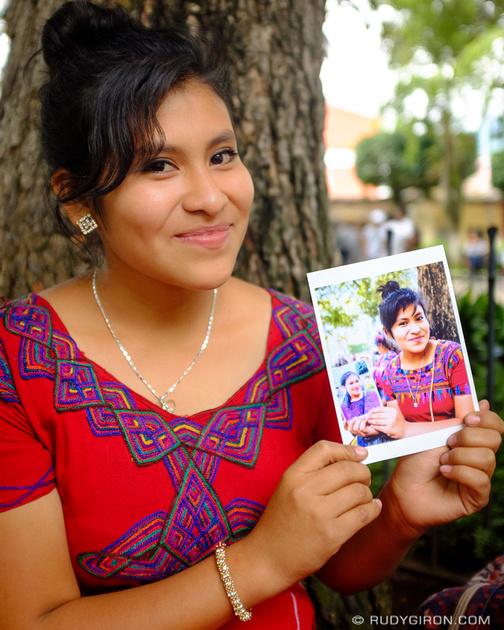 Rudy Giron: Antigua Guatemala &emdash; Street Portraits of Strangers — Mayan Matryoshka Series